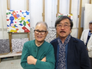 川島さんと僕