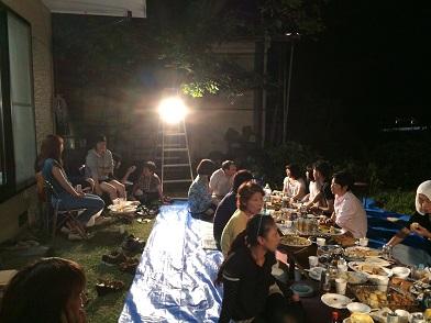 宴会(14-8-23)