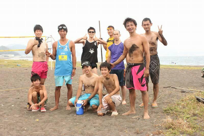 2014.8.16 牛臥ビーチ