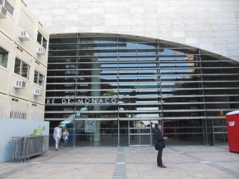 モナコ駅 1
