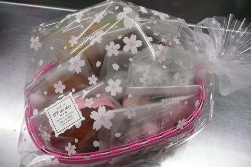 焼き菓子・クッキー(クラフトカゴ)②