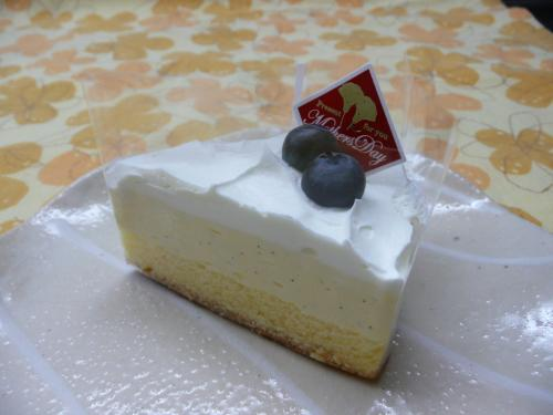 レア・チーズケーキ