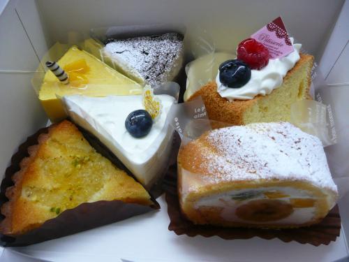 7月のケーキ