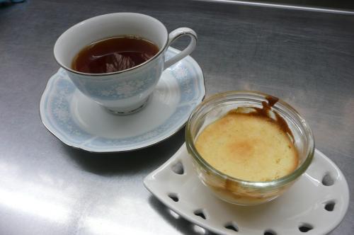 スフレ・チーズケーキ 試食用