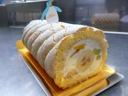 サマーロールケーキ・1本