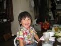 三歳の誕生日
