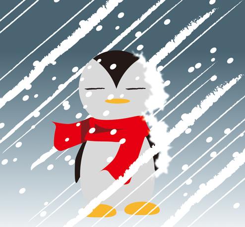 ブリザードペンギン