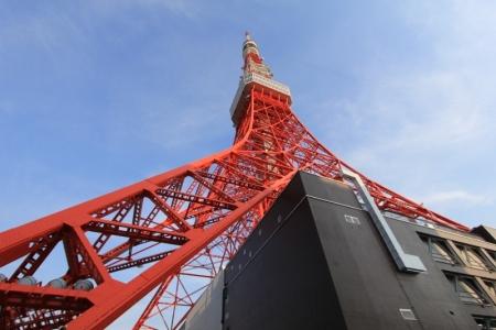 東京タワー1。