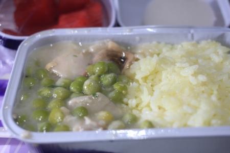 機内食。_800