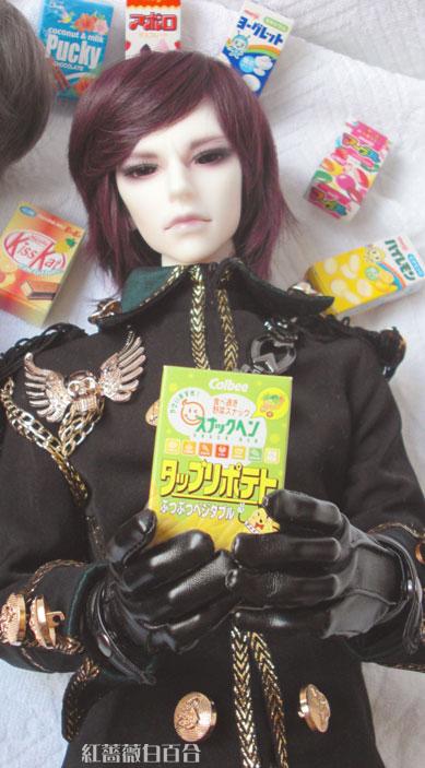 お菓子3(文字)