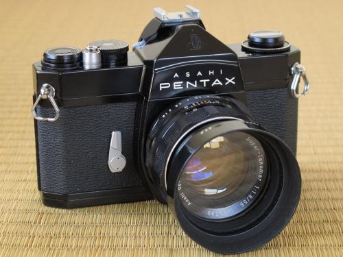 ASAHI PENTAX SL 34 (BK)