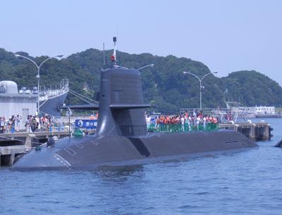 10_潜水艦試乗1