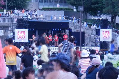 3_もんじぇ祭り初日