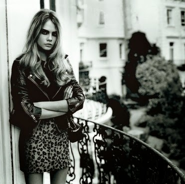 Cara Delevingne for Topshop 3
