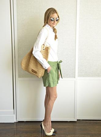 Olivia Palermo vestido Zara2