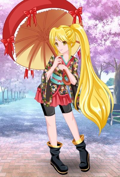 Hatsune Miku Dress Up ネル