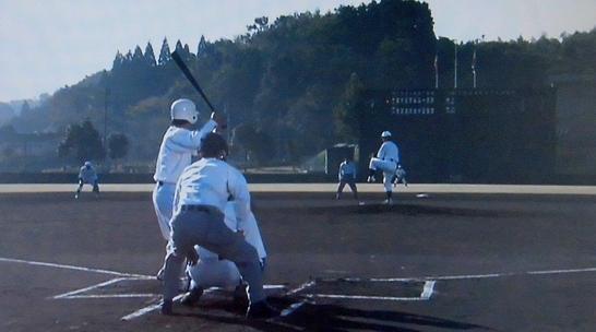 2 「北辰斜めにさすところ」神山征二郎監督2007年14.5.17 土手から富士山・映画ブログ用 (20)
