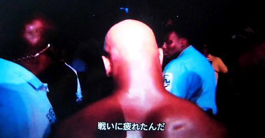 3 14.5.7映画・マイクタイソン、アリの襲撃 (5)
