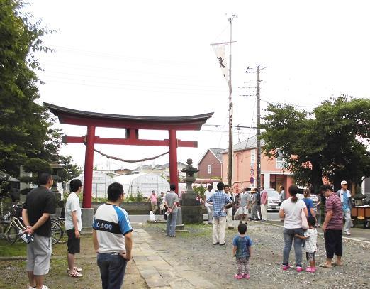 2 14.7.13土屋のお祭りCIMG0583 (8)