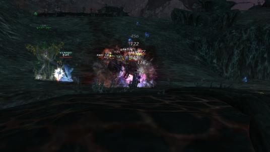 混沌2穴狩り