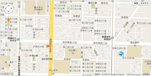 地図シンプルプラス