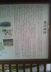 唐川城跡岩木山 (3)_600