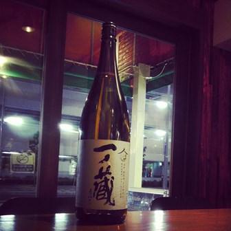 一ノ蔵 特別純米酒 アルコール15%原酒