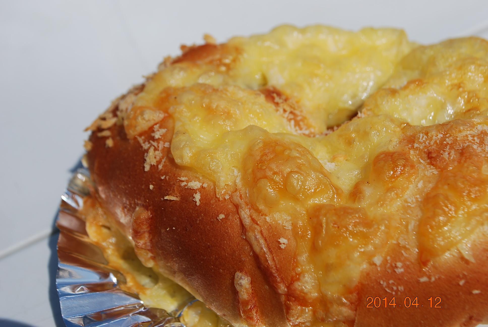 チーズカレーパン