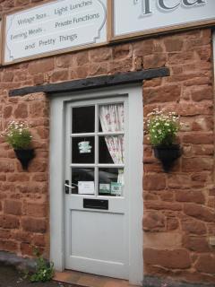 Daisy Tea Rooms Bishops Lydeard