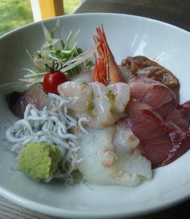 20140730限定海鮮丼10食
