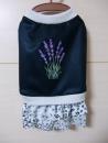 刺繍入ワンピース(ラベンダー)1
