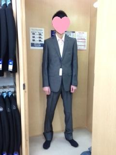 入学式用スーツ2014_3_2