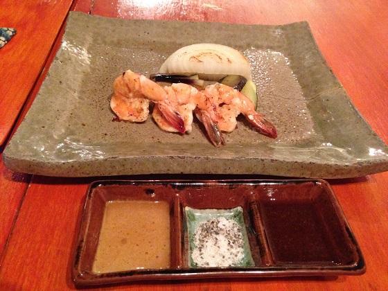 ガトス海老野菜2