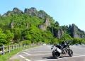妙義山の新緑
