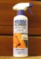強力防水剤 NIKWAXのTXダイレクトスプレー