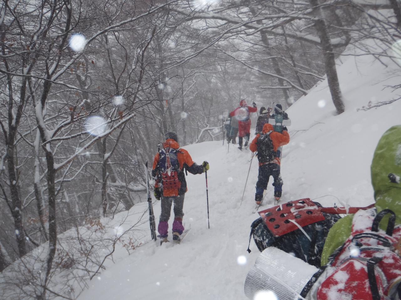 冬期野活2