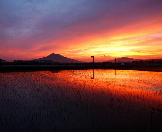 2014.07.08夕陽