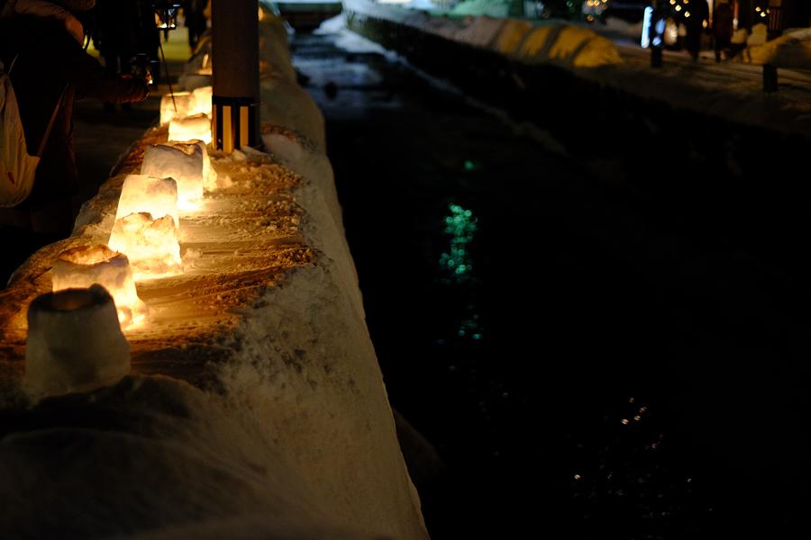 小樽雪灯りの路16
