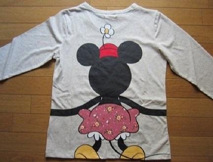 抱きつきTシャツ