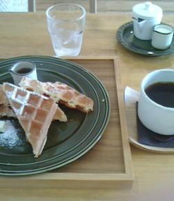 ニコカフェ デザート