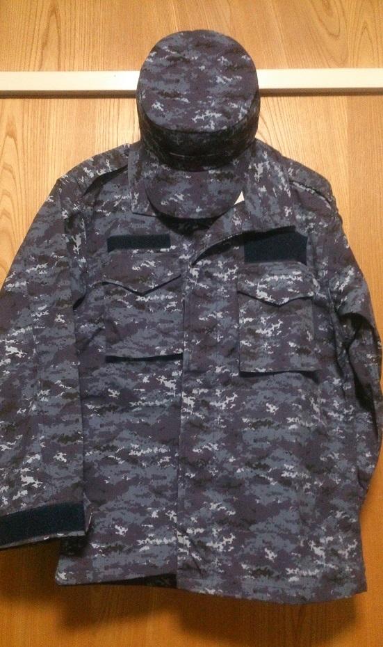 陸上戦闘服