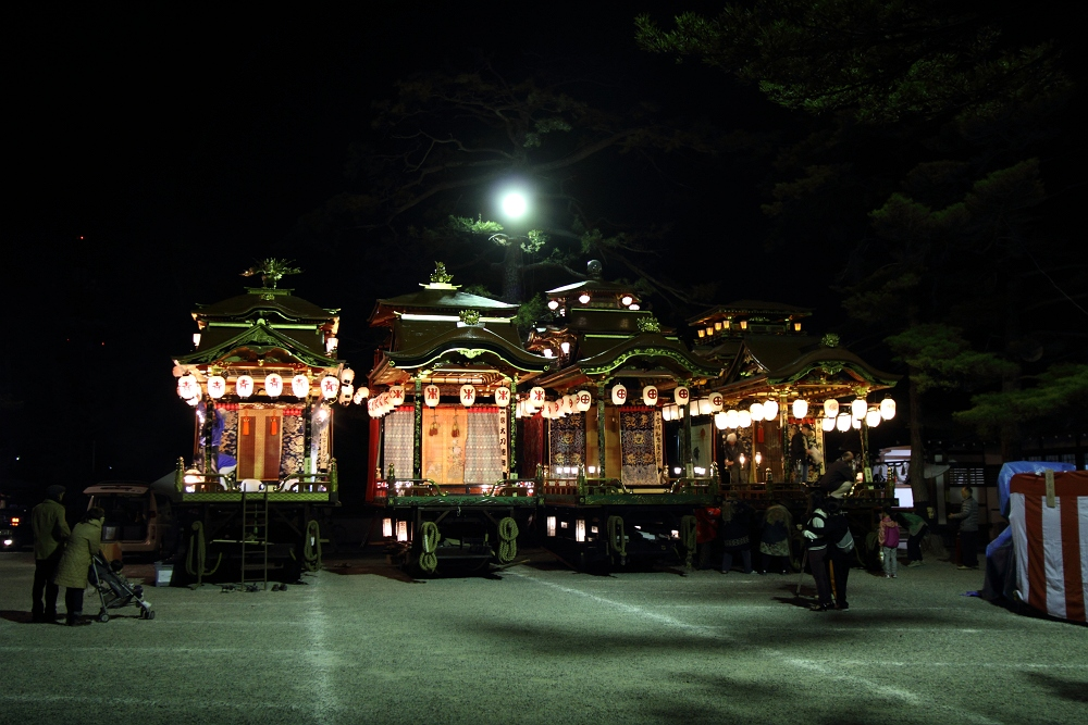 2014曳山祭り