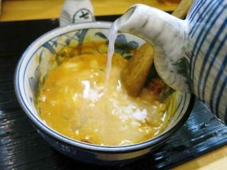 14-2-18 蕎麦湯