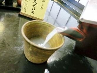 14-4-3 蕎麦湯