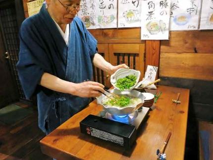 14-4-23 7鍋 山椒いれ