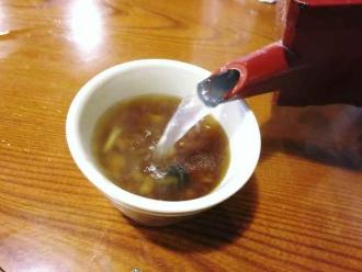 14-4-24 蕎麦湯