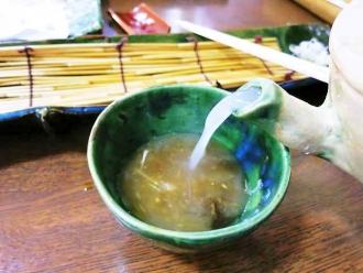 14-5-4 蕎麦湯