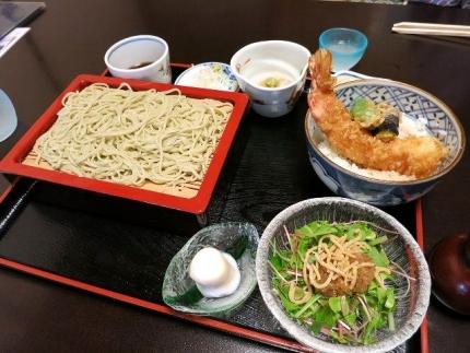 14-5-28 天丼セット