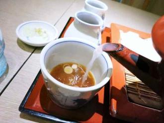14-5-30-昼 蕎麦湯