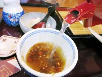 14-6-8 蕎麦湯